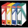ESSELTE Archiváló doboz, A4, 80 mm, karton, ESSELTE