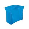 """ESSELTE Függőmappa tároló, műanyag, 5 db függőmappával, mobil, ESSELTE """"Europost"""", Vivida kék"""