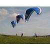 Repülés siklóernyővel hegyről, kalandpark belépővel