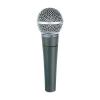 Shure SM-58 vokál-mikrofon, kapcsolóval