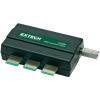 Extech LCR mérőadapter SMD alkatrészek tekercsek, kondenzátorok méréséhez Extech LCR205