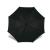 Összecsukható esernyő, fekete
