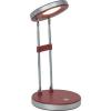 Brilliant Álló asztali lámpa LED-es 3 W, piros, Brilliant Venedig G92926/01