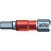 Wiha 29-es hatlapú bit műanyag tokban, 4 mm, 6,3 mm (1/4