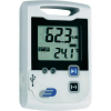 Dostmann Electronic Hőmérséklet/páratartalom mérés adatgyűjtő, 3 x 60000 adat tárolással, Dostmann Electronic LOG110