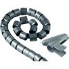 Hama Kábelkötöző, 20 mm, ezüst színű, Hama Easy Cover