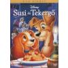 MESEFILM - Suzi És Tekergő DVD