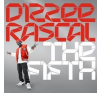 DIZZEE RASCAL - The Fifth CD egyéb zene