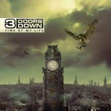 3 DOORS DOWN - Time Of My Life CD egyéb zene