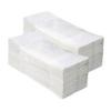 Hajtogatott papírtörülköző - fehér