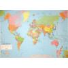 A Föld országai 124x86 cm Íves