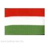 Nemzeti színű szalag 30 mm szélességű ajándéktárgy