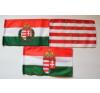 3 db kis zászló (15x25 cm) II. dekoráció