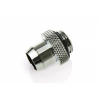 Bitspower Fitting G1/4, 11mm - kompakt, fényes ezüst