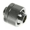Bitspower Csatlakozó G1/4, 19/13 mm - fényes ezüst