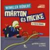 Winkler Róbert Márton és Micike a tűzoltóknál