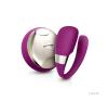 -- LELO Tiani 3- szilikon párvibrátor (lila) vibrátorok