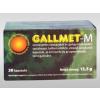 Gallmet Gallmet-M gyógynövény kapszula 30x/db