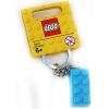 LEGO 853380 2x4 türkiz kocka kulcstartó