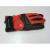 Ziener Gidriano WS síkesztyű piros/fekete 9