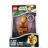 LEGO C-3PO világító kulcstartó (LGL-KE18)
