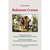 Tinta Robinson crusoe - nyelvtanulók számára röv., átdolg., kétnyelvű vált.