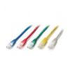 Equip 805569 UTP Cat6 patch kábel, 20m (sárga)