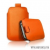 CELLECT Galaxy S4 méretű slim bőr tok, Narancs