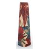 . Váza, kerámia, szálas, 30 cm,