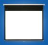 VICTORIA Vetítővászon, fali, rolós, 4:3, 234x175cm, VICTORIA vetítővászon