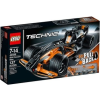 LEGO Fekete bajnok versenyautó