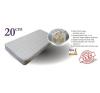 Best Dream Memory Duet vákuum matrac (140x200 cm) ágy és ágykellék