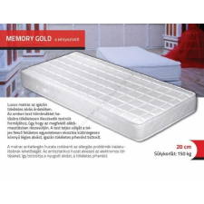 TED Memory Gold vákuum matrac (180x200 cm) ágy és ágykellék