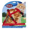 Trixie Hám és póráz xl macskának 34-57cm/13mm 1,2m