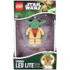 LEGO STAR WARS: Yoda kulcstartó lámpa