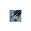 ROLINE Cable ROLINE UTP CAT5e patch 1m fekete