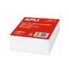 APLI Kockatömb, fehér, 80x80 mm, 500 lap