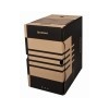 DONAU Archiváló doboz, A4, 200 mm, karton, DONAU, natúr