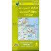 4.31 - Mt Pilion turistatérkép - Anavasi
