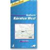Kärnten West kerékpártérkép - (RK-A 19)