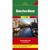 Amszterdam várostérkép - f&b PL 105