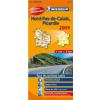 Nord-Pas-de-Calais / Picardie térkép - Michelin 511