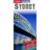Sydney laminált térkép - Insight