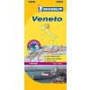 MICHELIN Veneto térkép - Michelin 355