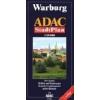 Warburg térkép - ADAC
