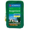 WK 227 - Burgenland (Set) turistatérkép - KOMPASS