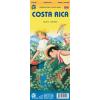 Costa Rica térkép - ITM
