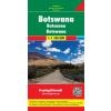 Botswana autótérkép - f&b AK 178
