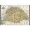Antik Magyarország térkép wandi - Stiefel