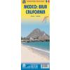Baja California térkép - ITM
